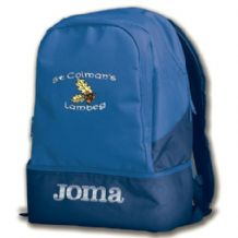 St Colman's Lambeg Joma Estadio III Backpack Royal 2019